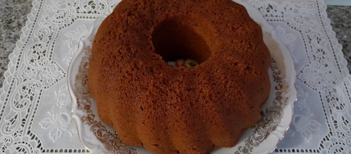 Gâteau yaourt au Nesquik