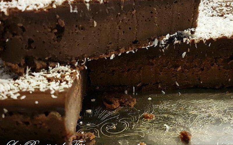 Gâteau chocolat et mascarpone de Cyril Lignac