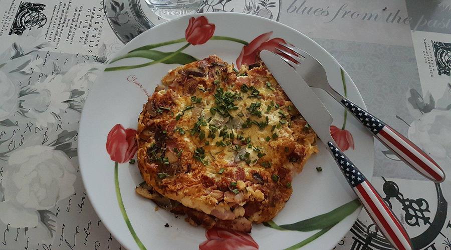 Tortilla façon Chef Titi