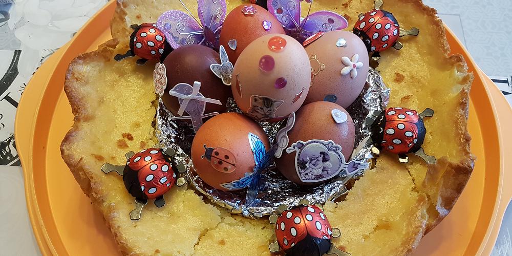 Surprise de Pâques