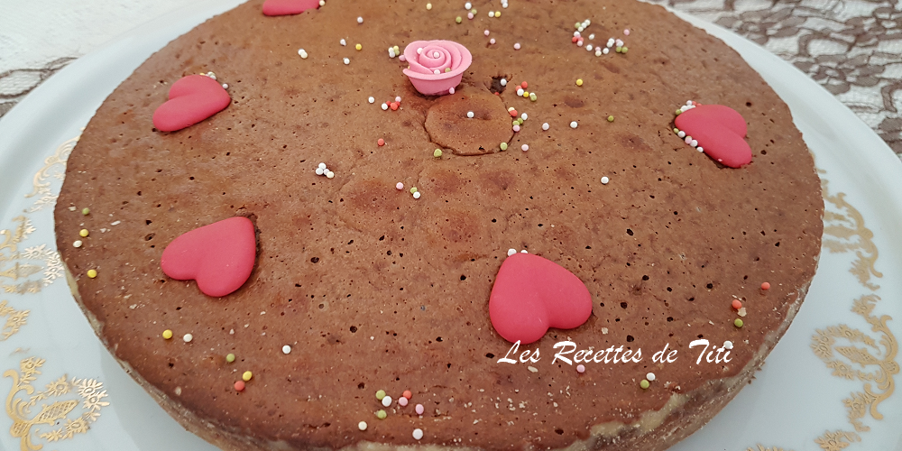 Gâteau au chocolat Pâtisseriebeau&bon