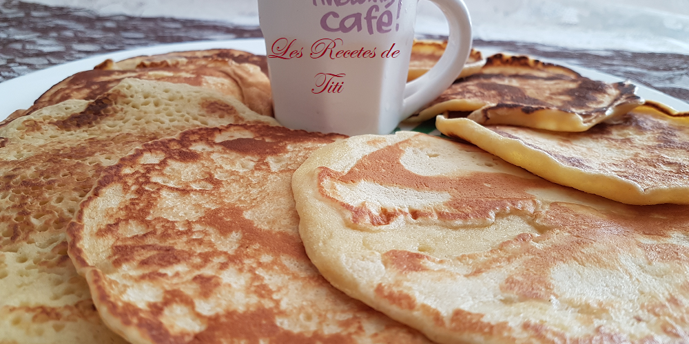 Pancakes de Romain
