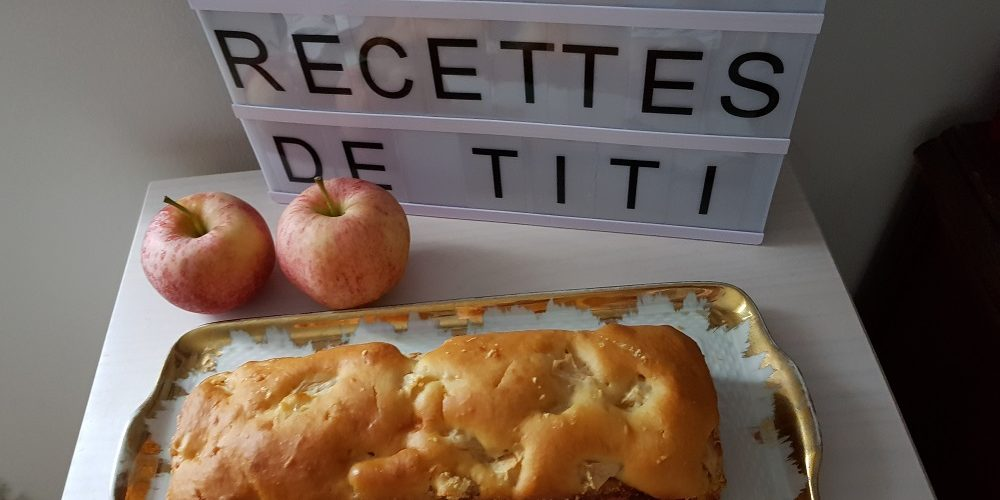 Brioche express aux pommes