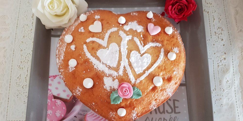 Gâteau perle de lait