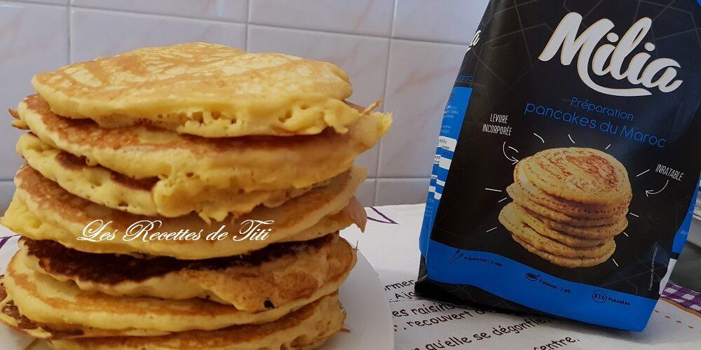 Pancakes du Maroc