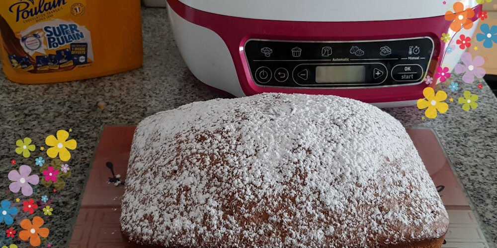 Gâteau cacao au Cake Factory