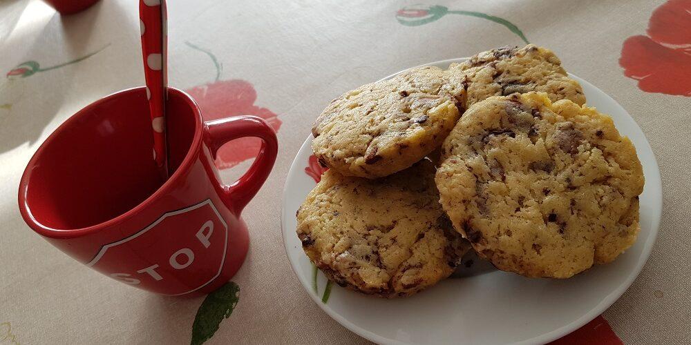 Cookies moelleux de Lolo