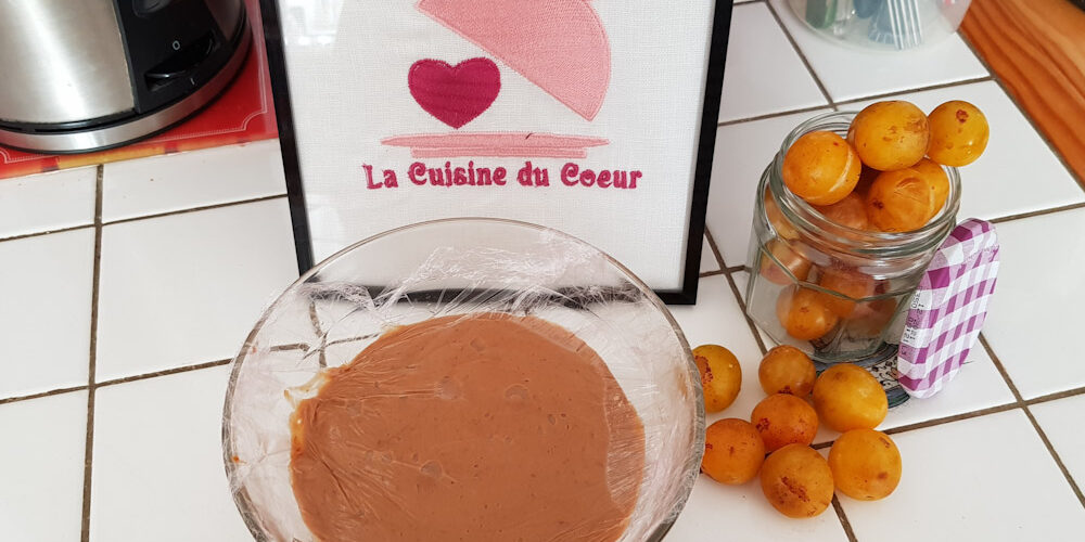 Curd mirabelle